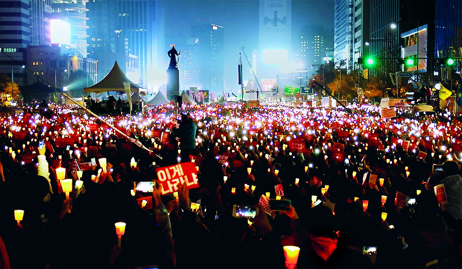 Candlelight Revolution